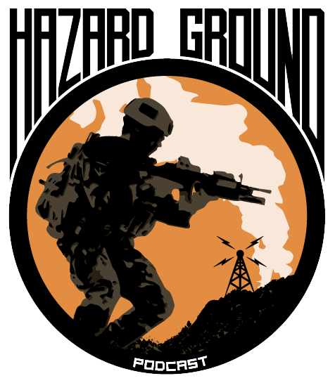 Hazard Ground Podcast Logo